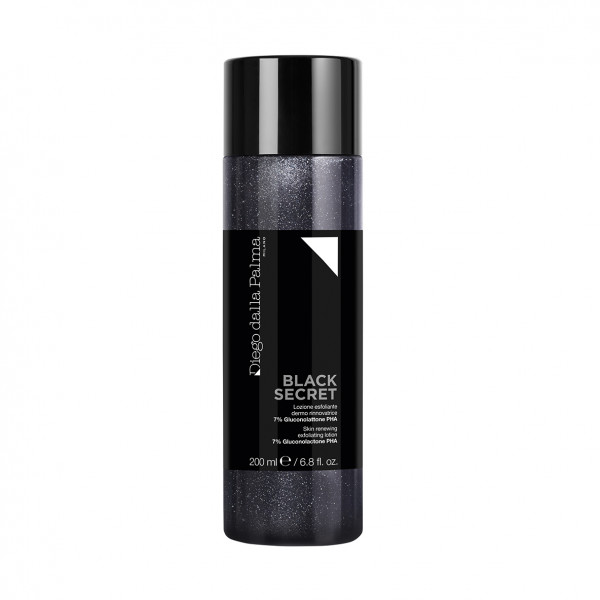 BLACK SECRET LOZIONE ESFOLIANTE DERMO RINNOVATRICE 200 ml