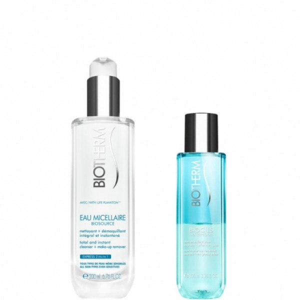 BIOTHERM EXPRESS DUO EAU MICELLAIRE 200 ml, BIOCILS WP