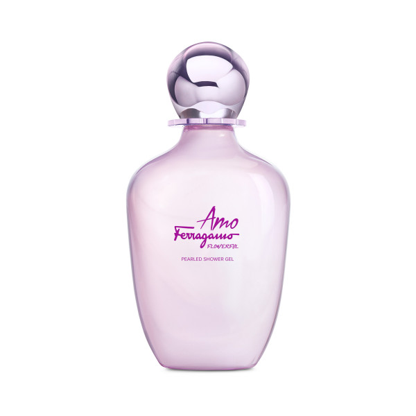 FERRAGAMO AMO FLOWERFUL SHOWER GEL 200 ml