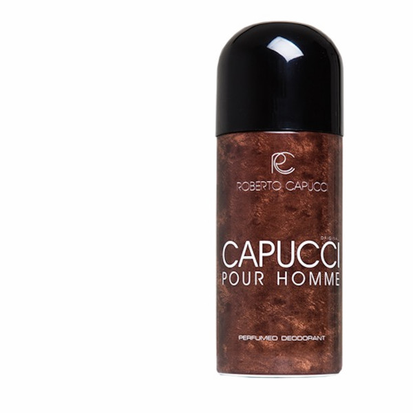 CAPUCCI  POUR HOMME DEO SPRAY 150 ml