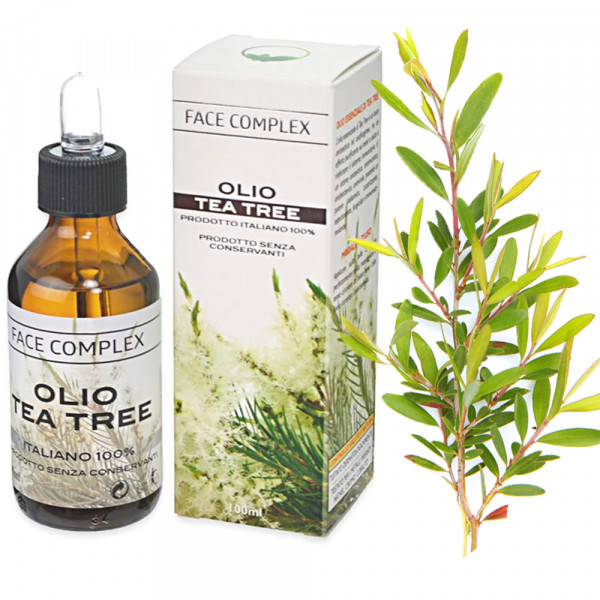 FACE COMPLEX OLIO TEA THREE 100 ml