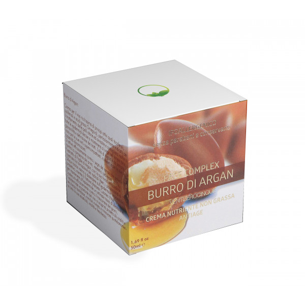 BURRO DI ARGAN CREMA 50 ml