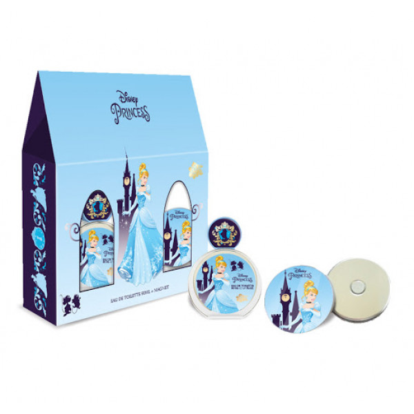 DISNEY PRINCESS SET EAU DE TOILETTE 50 ml, CALAMITA