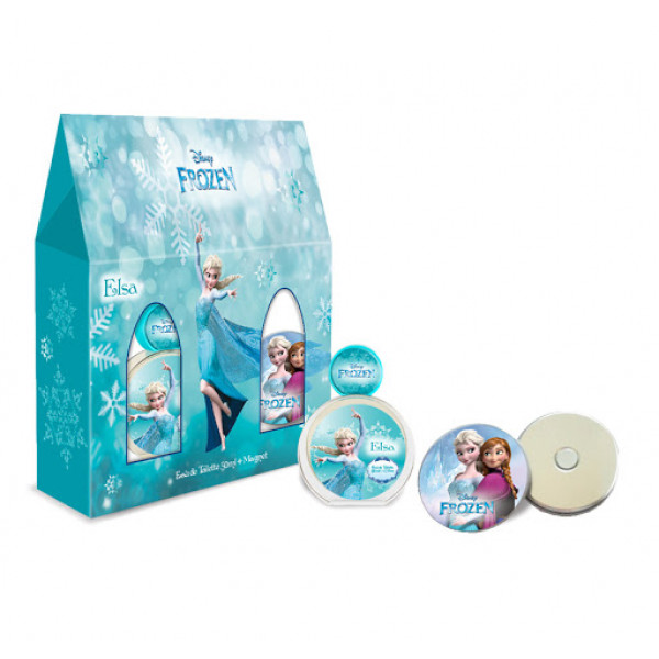 DISNEY FROZEN SET EAU DE TOILETTE 50 ml, CALAMITA
