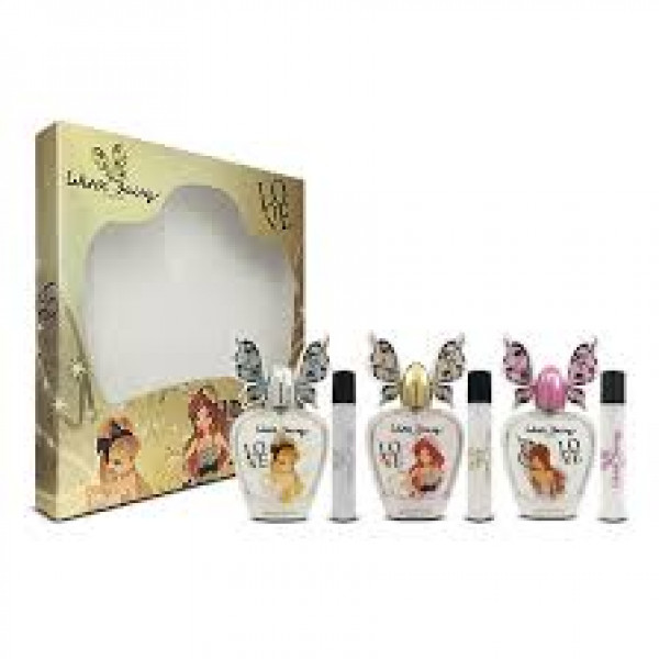 DISNEY WINX FAIRY COUTURE SET TRIO EAU DE TOILETTE 50 ml