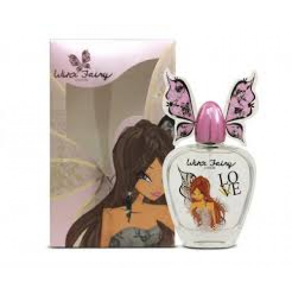 DISNEY WINX FAIRY FLORA EAU DE TOILETTE 100 ml