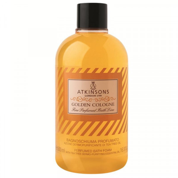 ATKINSONS GOLDEN COLOGNE Bagnoschiuma 500ml