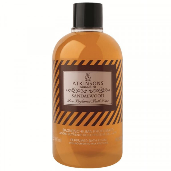 ATKINSONS SANDALWOOD Bagnoschiuma 500ml