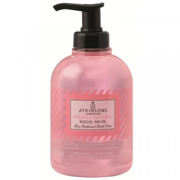 ATKINSONS REGAL MUSK Sapone Liquido 300ml