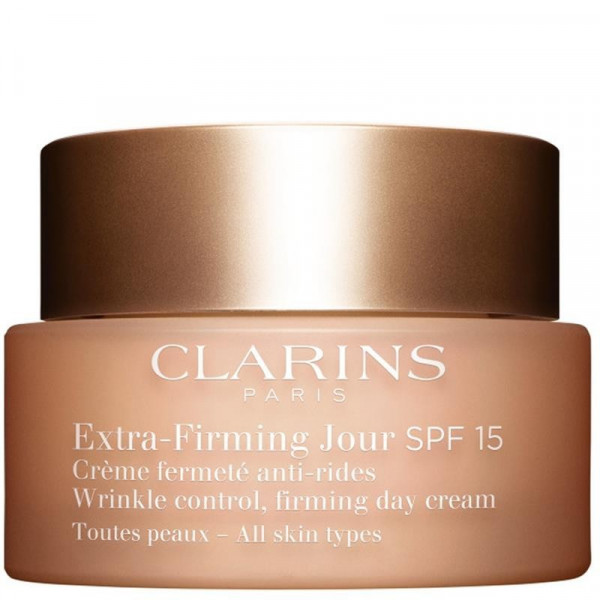 CLARINS EXTRA FIRMING CREME JOUR SOLAR PROTECTION FACTOR 15 TP 50 ml
