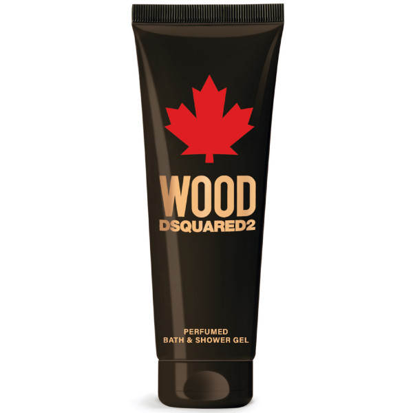 DSQUARED WOOD POUR HOMME SHOWER GEL 250 ml