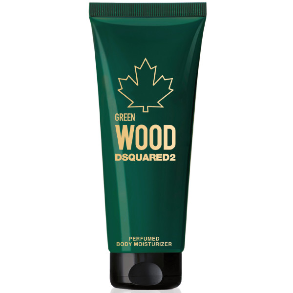 DSQUARED GREEN WOOD POUR HOMME BODY MOINSTURIZER 200 ml