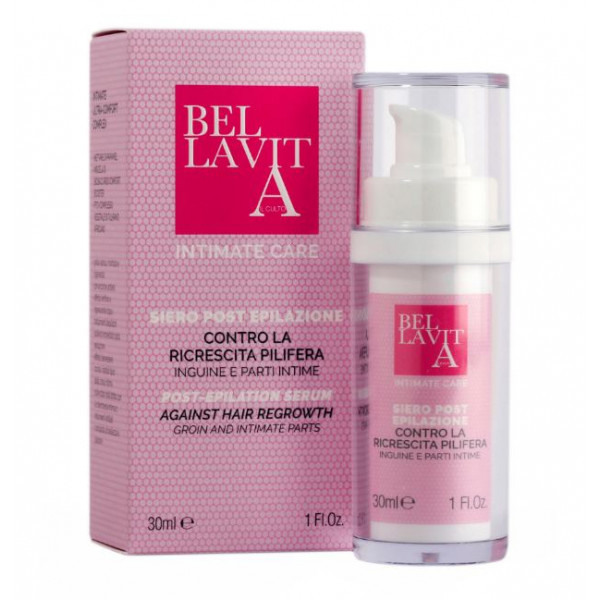INTIMATE CARE SIERO POST EPILAZIONE CONTRO LA RICRESCITA 30 ml