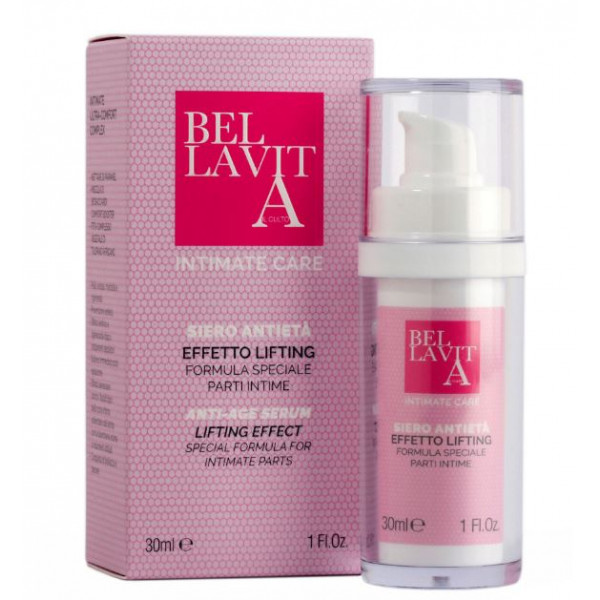 BELLAVITA INTIMATE CARE SIERO ANTIETA EFFETTO LIFTING 30 ml