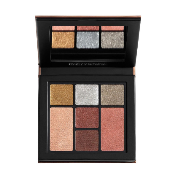 DIEGO DALLA PALMA CRUISE COLLECTION TRIBAL QUEEN FACE & EYES PALETTE