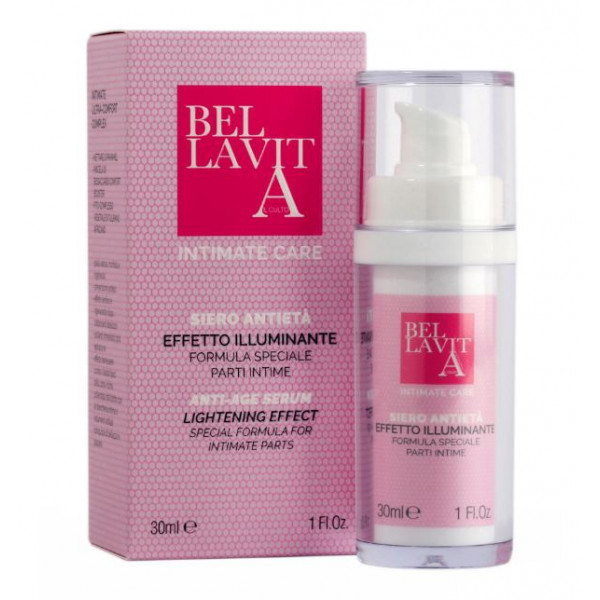 BELLAVITA INTIMATE CARE SIERO ANTIETA EFFETTO ILLUMINANTE 30 ml