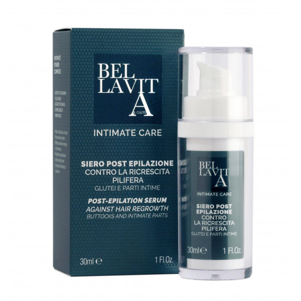 BELLAVITA INTIMATE CARE UOMO SIERO POST EPILAZIONE 30 ml