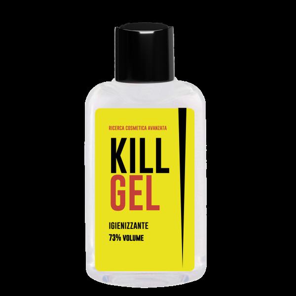 KILL GEL Igienizzante Mani Aloe e Olio Limone 100 ml