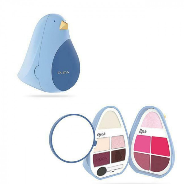 PUPA TROUSSE 18 BIRD 2 BLU